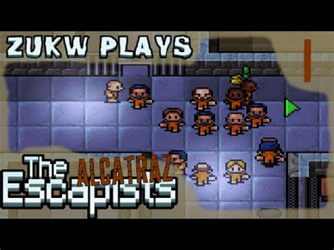 the escapists s8e01 welcome to the rock alcatraz the escapists alcatraz 1 welcome to the rock youtube