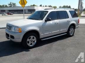2005 ford explorer limited for sale in catoosa oklahoma