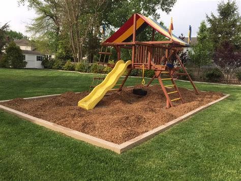 www play 7 tips for maintaining a redwood swing set all about the