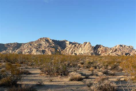 in california granite mountains california