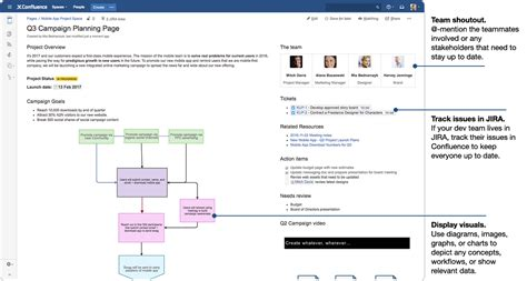 3 Ways Confluence Makes Project Management Easy Jira Project Management Template