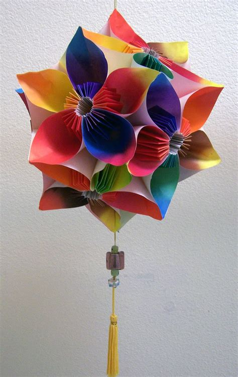 How To Make Diwali Paper Lanterns - 48 best diwali paper lantern images on