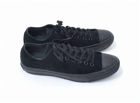 Sepatu Casual Converse X Flash Undftd High Made In 100 Import black suede converse peninsula conflict resolution center
