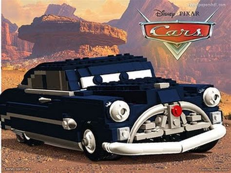 Doctor After Car 2 by Cars 2 Using Doc Hudson Dr Hudson Arcade Disney Pixar