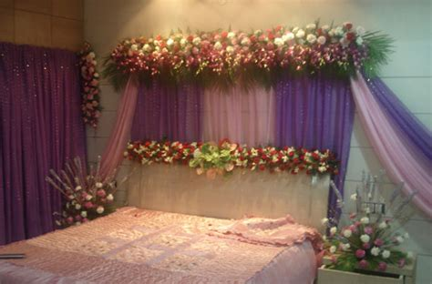 Bedroom Flower Decoration by Bedroom Decorating Ideas Wedding Home Delightful