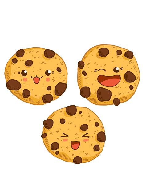 Free Cookie Printables kawaii cookie coconut flavoring syrup nerdy mamma
