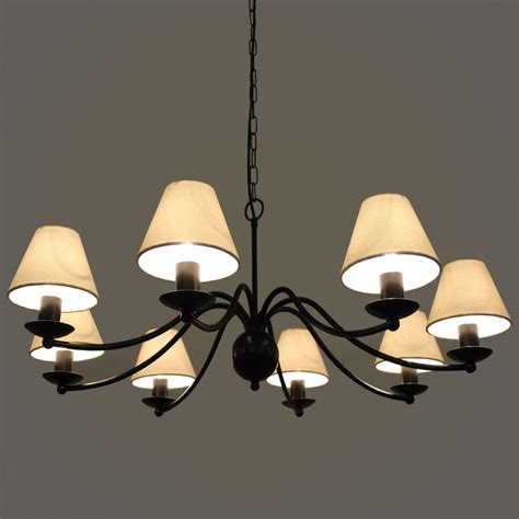 Wrought Iron Ceiling Light the baston 8 arm wrought iron ceiling light bespoke