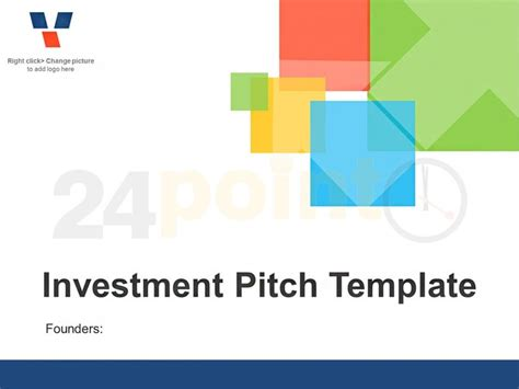 Powerpoint Pitch Template investor pitch deck template made in powerpoint 2010
