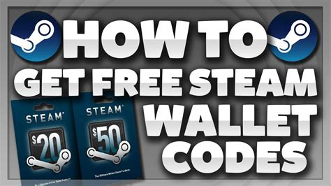 Steam Gift Card Generator Free - how to get quot free quot steam wallet codes free gift cards