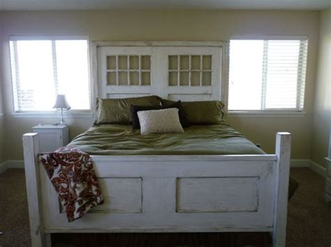 Door Bed Headboard by This Door Headboard Footboard Cool