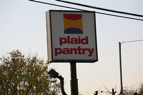 Plaid Pantry Logo by Plaid Pantry Flickr Photo