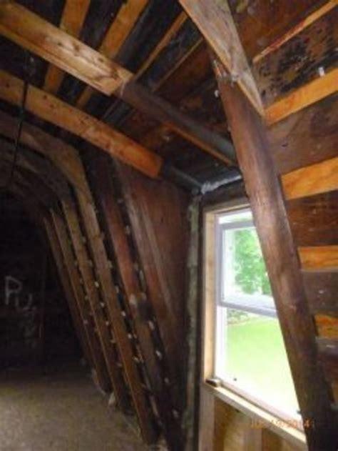 Gambrel Barn Plans improper framing on gambrel roof dormer help