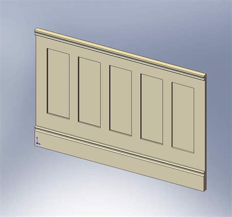 Shaker Style Panelling Contemporary Wall Panelling Modern Wall Panelling