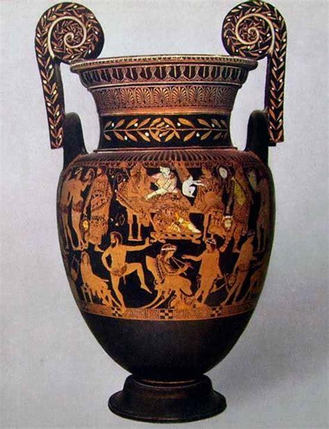 antico vaso greco vasi greci forme e tecnica