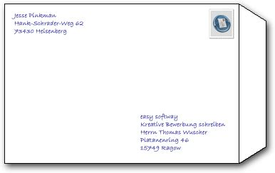 Brief Tracking Schweiz Post Beschriftung Briefumschlag Tracking Support