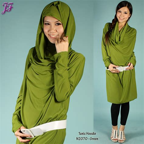 Anak Hoodie shawl couture shawls more a shopaholic s hoodie tunic with anak tudung