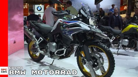 Bmw Motorrad At by 2018 Bmw Motorrad At Eicma 2017 Motorcycle