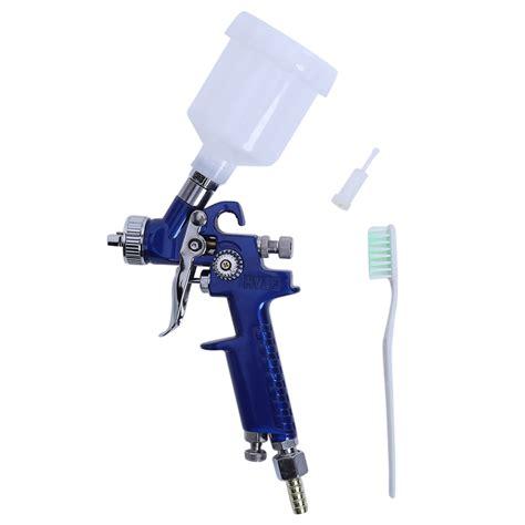 Spray Gun Einhill K 3a Promo 0 8mm 1 0mm nozzle h 2000 mini air paint spray guns airbrush professional hvlp spray gun for
