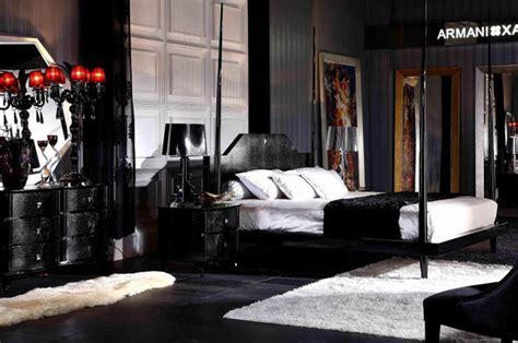 Armani Bed Set Armani Xavira Four Poster Bedroom Set 4965 05 Modern New York By Designer
