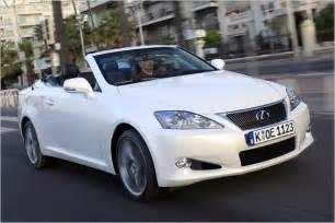 lexus is 250 cabrio цены отзывы фото салон видео тест