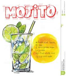 vector mojito royalty free stock photography image 34928677
