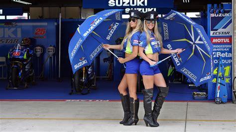 wallpaper umbrella girl motogp 2015 suzuki paddock girls motogp cota austin texas