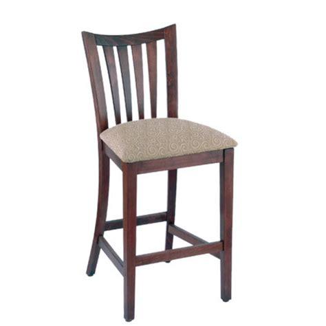 bar stools with fabric seat bar stools holland slatback bar stool with fabric or