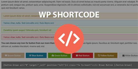 wp shortcode wordpress shortcode plugin mythemeshop