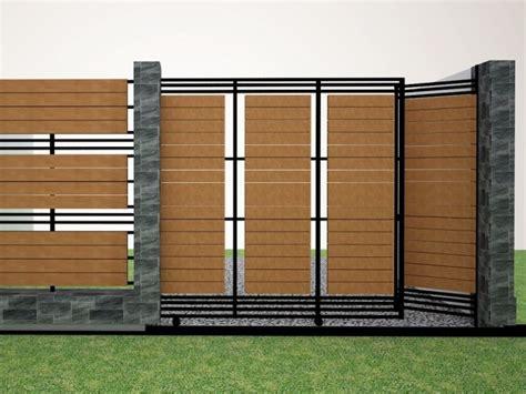 modern fence modern fence designs metal www pixshark com images