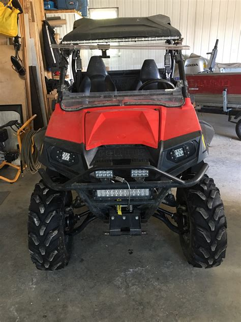 How Much Light Is To Much Light Page 8 Polaris Rzr