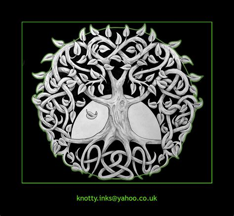 celtic tree tattoo designs celtic by design on deviantart