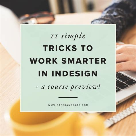 43 best indesign tips tricks images on adobe