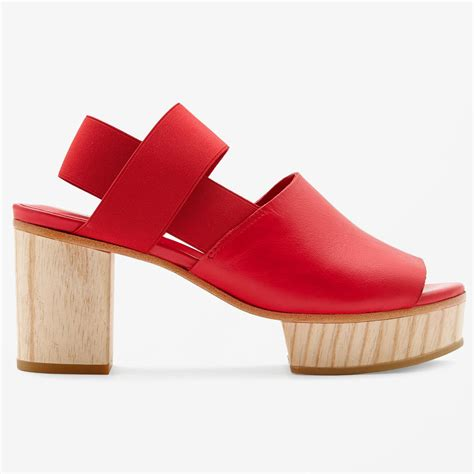cos platform sandals best summer sandals flat shoes and footwear