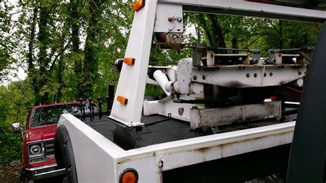 wrecker bed for sale wheel lifts edinburg trucks