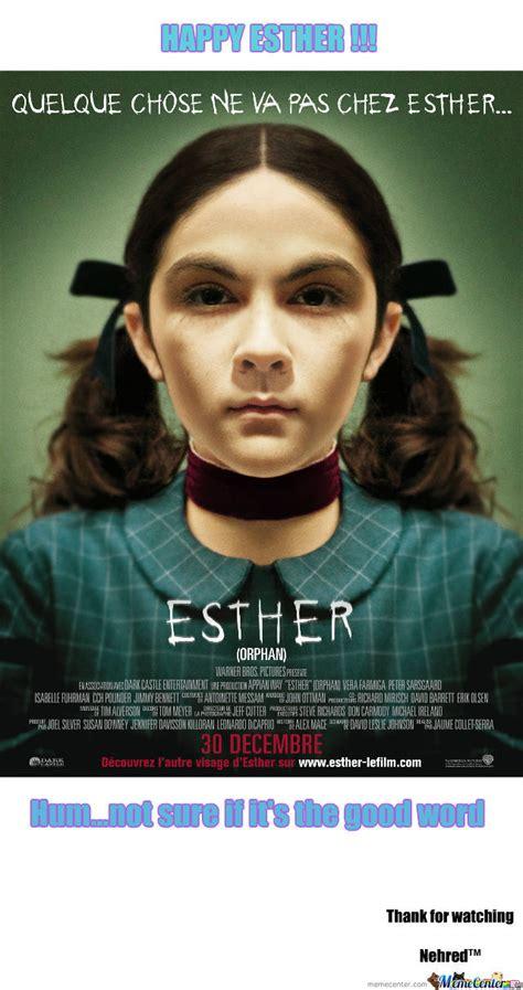 Esther Meme esther by recyclebin meme center