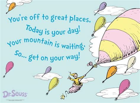 our journey quot oh the places you ll oh the places you ll go achieve your possible