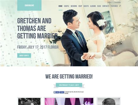 Wedding Album Themes by 35 Best Wedding Themes 2018 Athemes