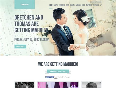 34  Best Wedding WordPress Themes 2016   aThemes