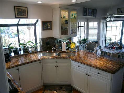 corner sink  small kitchen function danilo nesovic designer builder kitchen bath