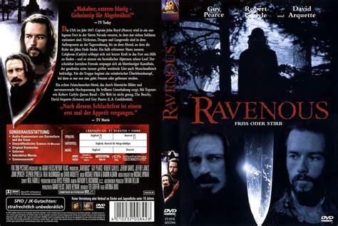 Ravenous 1999 Full Movie Ravenous Friss Oder Stirb Dvd Cover 1999 R2 German