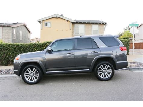 toyota four runner used toyota four runner 2010 for sale 28 images used 2010