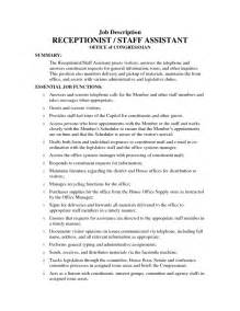 Assistant Description Resume by Assistant Description Resume The Best Letter Sle