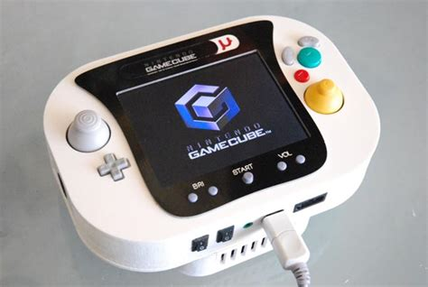 console portatili nintendo handheld nintendo gamecube gadgetsin