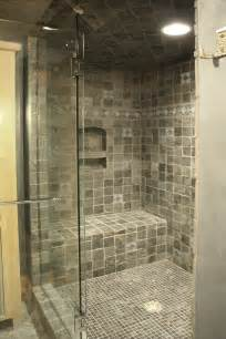 walk in showers with seats www imgkid com the image