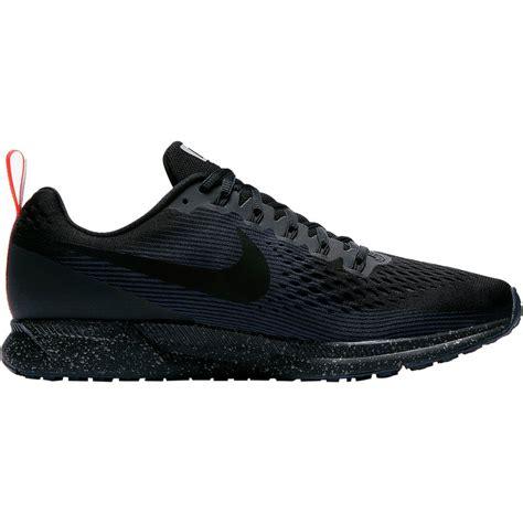 Nike Zoom Vegasus Size 39 43 Sepatu Pria Olahraga Sport Lari Hitam nike air zoom pegasus 34 shield running shoe s backcountry