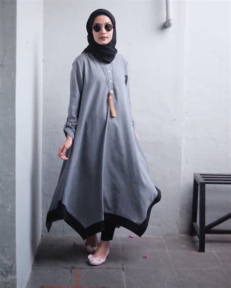 Maxi Overall Outer Cewek Outer Wanita Pakaian Wanita Baju Wanita 10 style kece buat cewek bertubuh kurus mau tiru