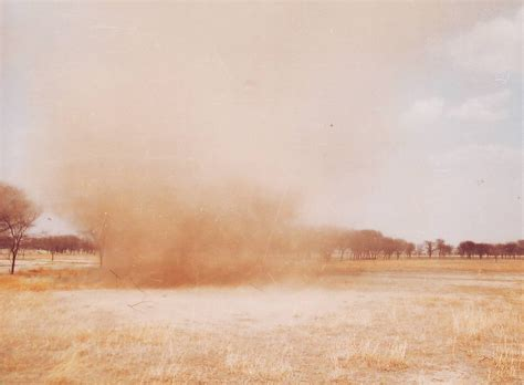 The Dust dust house dust