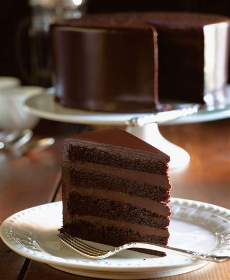25 best ideas about chocolate ganache cake on