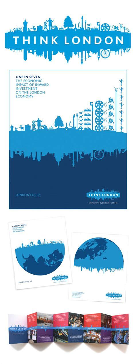 leaflet design london 20 best exles of brochure design projects for inspiration