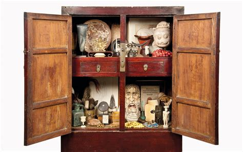 Cabinet Of Curiosities by Inside A Cabinet Of Curiosities Christie S